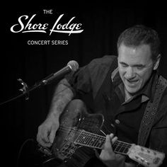 Let's rock the mountain with a full-throttle blend of country, roots-rock, folk, bluegrass and R&B by #PeterKarp. He's Live at #ShoreLodge Saturday, April 30. For ticket packages, visit link in bio.  #LiveMusic #McCall #Idaho