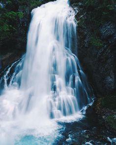 ↟Gollinger Wasserfall