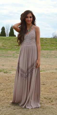 Date With Destiny Maxi Dress