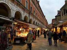 Rialto Market, Future Travel, Venice, Public, Shops, Street View, Concept, Spaces, Explore