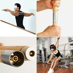 CA Foldable Martial Arts Training Gear Yoga rods Workout Fitness Stretching bars - http://sports.goshoppins.com/exercise-fitness-equipment/ca-foldable-martial-arts-training-gear-yoga-rods-workout-fitness-stretching-bars/