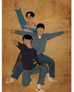 Ryu Jun Yeol, K Drama, Drama Funny, Korean Art, Drama Movies, Korean Entertainment, Illustration Art, Memes, Korean Drama Quotes