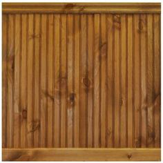 House of Fara 8 Linear ft. North America Knotty Pine Tongue and Groove Wainscot Paneling-32PKIT at The Home Depot