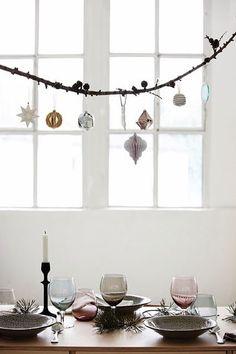 Christmas garland | Xmas decoration . Weihnachtsdekoration . décoration noël | @ Piazzan |