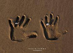 Wednesday Wedding Inspiration : The Hand Imprint