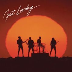 Daft Punk - Get Lucky | Single (Columbia Records)