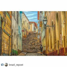 https://flic.kr/p/yHzyxx | Iconic view of #saoluis by one of her best photographers.  #Repost @brazil_repost with @repostapp ・・・ Centro Histórico de São Luís - MA @ruybarrosphotography.  ֹ➖➖➖➖:heavy_minus_s