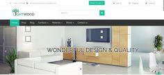 Lightwood #Furniture #Theme for #Odoo #v8 Ecommerce
