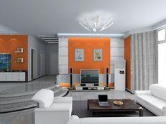 korean interior design - ontemporary interior design, Interiors and Interior design on ...