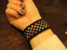 Photo of #55306 by hmm46 - friendship-bracelets.net