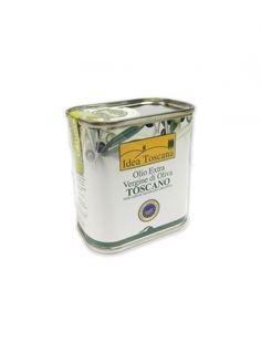 Oliwa z toskańskich oliwek IGP Extra Virgin - Idea Toscana - Prima Spremitura