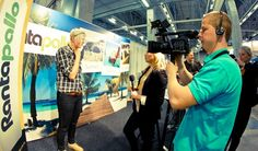 Blog Stuff @ The Biggest Travel Fair in Northern Europe