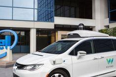 Waymo (Google) e Intel collaborano sulle auto a guida autonoma
