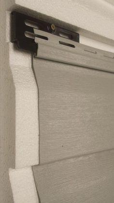 Vinyl Siding With Glide Lock Siding Hanger Glide Lock