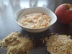 Mennyei Diós-almás zabkása (cukormentes) recept! A tökéletes reggeli egy újabb verziója. Hideg, őszi-téli reggeleken könnyebb ezzel kezdeni a napot. Mézzel a tetején..... így már nem cukormentes.