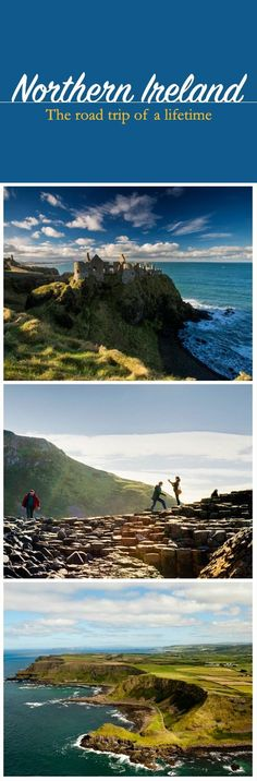 Get ready for the road trip of a lifetime: towering castles clinging to black cliffs; tumbling basalt pillars hiding secrets of myths and long-gone legends; the landscapes that brought Game of Thrones® to life. Beyond the hustle and bustle of Belfast, Northern Ireland in all its splendor is waiting to be discovered.