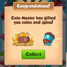 Coin Master Free Spins And Coins Daily New Link. Coin Master free Spins, Coin Master Free Coins, Coin Master free Gift Reward New Links, Coin Master Free Spin Reward. Daily Rewards, Free Rewards, Coin Master Hack, To Collect, Hacks, We Are The World, Applications, Coin Collecting, Slot Machine