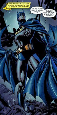 Tim Drake Batman / 70's Batsuit