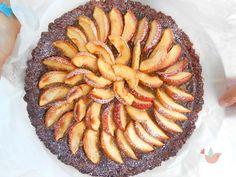 lacasasullaScogliera : Crostata con le mele ed è finalmente autunno!