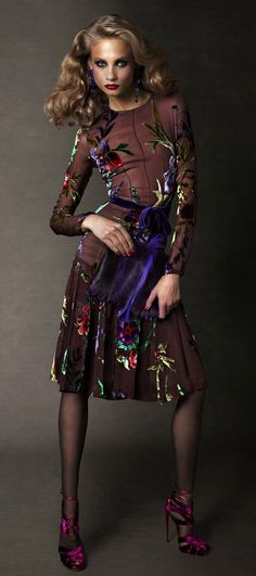 TOM FORD Autumn-Winter 2011-2012 Womenswear Collection (33)