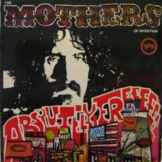 Mothers Of Invention, The - Absolutely Free LP [Unofficial Release Vinyl] New!   eBay