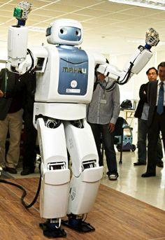 Robot in south korea.