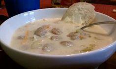 Crockpot Chicken & Gnocchi Soup