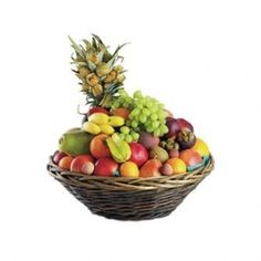 CLASSIC FRUIT BASKET #4th wedding anniversary gift ideas http://www.giftgenies.com/presents/fruit-basket-from-fortnum-and-mason