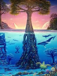 Split Worlds Tree