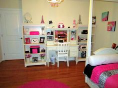 Tween Girls Broadway room