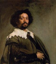Retrato de Juan de Pareja. Velázquez