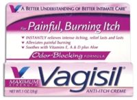 Vagisil anti-itch creme long lasting relief from painful , burning itch maximum strength - 1 oz (28 g)