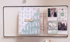 Week 34 Project Life layout by Hello Today Create. Using Studio Calico Project Life kits @studio_calico