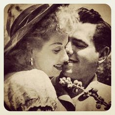 Lucille Ball And Desi Arnaz, I want a picture just like this of me and my husband every anniversary My all time favorite couple! I Love Lucy, Love Her, Classic Hollywood, Old Hollywood, Hollywood Couples, Hollywood Actresses, Hollywood Images, Hollywood Cinema, Hollywood Icons