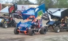 Wing Sprints..