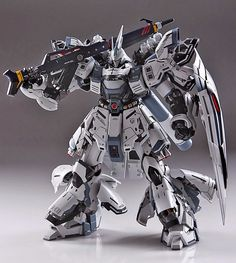 GUNDAM GUY: MG 1/100 Sazabi Ver. Ka - Customized Build
