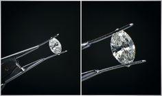 Diament o fantazyjnym kształcie Diamond.