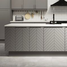 Kitchen Trends 2018 – The Stunning and Surprising New Looks You Need to See | If 2017 was all about herringbone tiles, blue cabinetry and Neff's Slide & Hide oven, what does 2018 have in store? ...