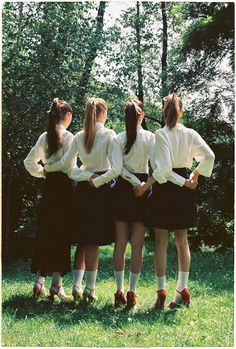 Michal Pudelka photography Story Inspiration, Character Inspiration, Boarding School Aesthetic, Rosa Rock, The Last Summer, Gallagher Girls, Poses References, Photo Diary, Jolie Photo