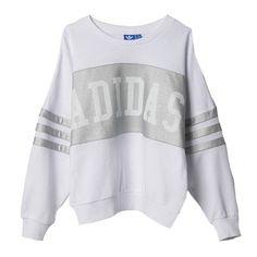 adidas LDN M SWEATER dámská mikina  #adidas #sweater #women #fashion #Crishcz