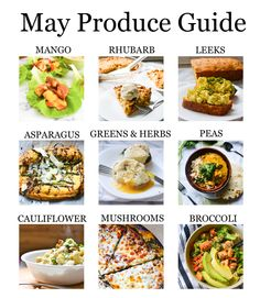 May Produce Guide
