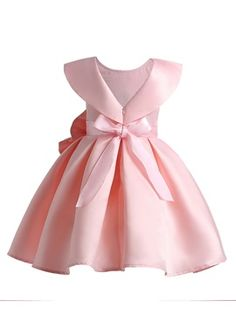 """""""The Princessa Collection: Fairy"""" Girls Fancy Dress Red Flower Girl Dresses, Baby Girl Party Dresses, Dresses Kids Girl, Baby Dress, Girl Outfits, Kids Dress Wear, Kids Gown, African Dresses For Kids, Kids Frocks Design"""