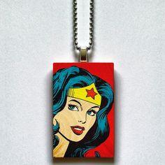 Wonder Woman — League of Wood #leagueofwood