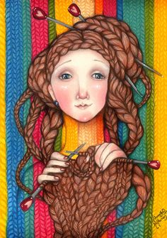 Annika Hiltunen: Ordinary Hair Day // Ihan perus tukkapäivä