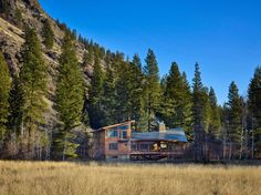 Mazama House by Finne Architects (1)