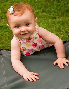 Redhead Baby Names Ginger Kids, Ginger Babies, Blonde Kids, Blonde Babies, Little Babies, Cute Babies, Baby Kids, Baby Baby, Beautiful Children