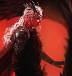 kittrose: Daenerys and Drogon