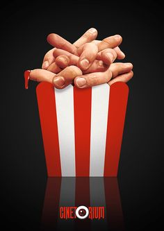 Cinetorium on Behance Cereal, It Works, Behance, Breakfast, Food, Morning Coffee, Eten, Meals, Corn Flakes