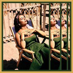 Elizabeth Taylor 1959 – High Low Vintage