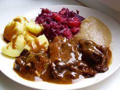 Vegan Sauerbraten